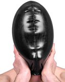 Latex Breath Control Hood