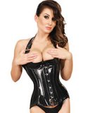 Datex Neckholder Corset with Half Cups