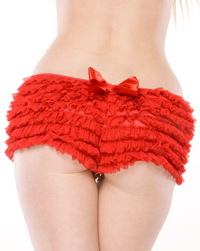 CUTESY GIRL Ruffle Panty