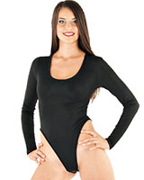Long Sleeved Stretch Body