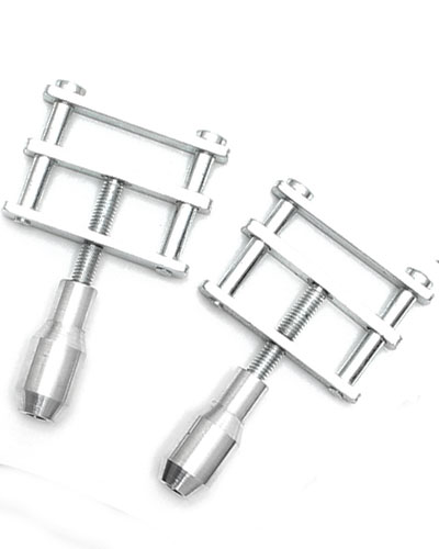 Nipple Clamps for Electrostimulation - Unipolar