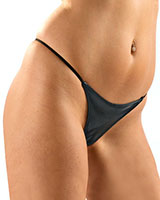 Leatherette G-String