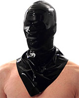 Latex Hangman's Hood