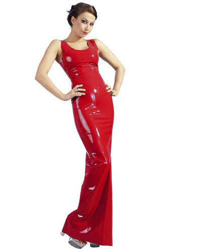 Rubber Gown