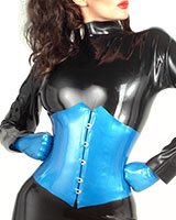 Latex Corset - 1.0 mm