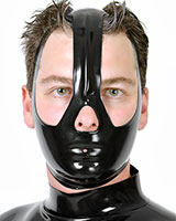 Latex Halfmask