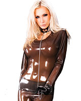 Glued Latex Top