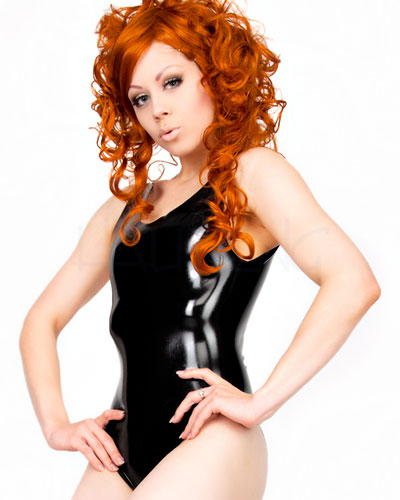 Latex Body - also available with Open Crotch