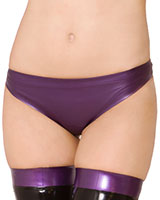 Connoisseur Glued Latex Briefs