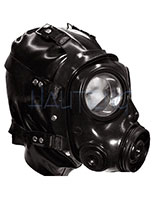 Bondage Rubber British Gas Mask