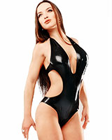Anatomical Moulded Latex Swimsuit Body