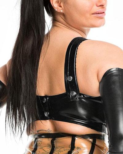 anleitung bondage bh mit freien brustwarzen