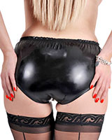 Latex Panties - up to 2XL