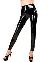 Ladies' Latex Pants - up to Size 3XL