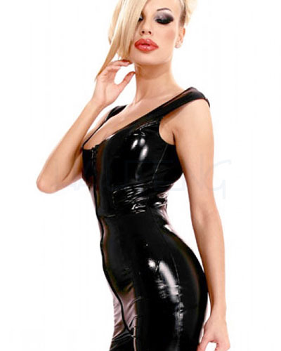 Datex Catsuit with 2 Way Zipper