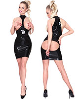 Datex Exposure Dress - brustfreies Spankingkleid
