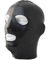 Datex Hood with Mouth and Eyes Openings
