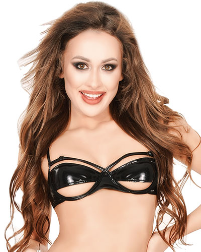 Datex Cut Outs Bra