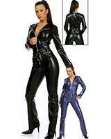 Leather Catsuit - up to Size 3X