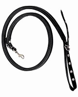 Long Leather Leash