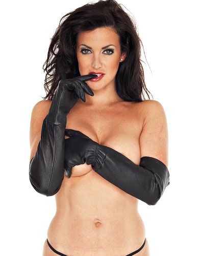 Leather Gloves - up to Size XL
