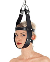 Leather Hanging Mask