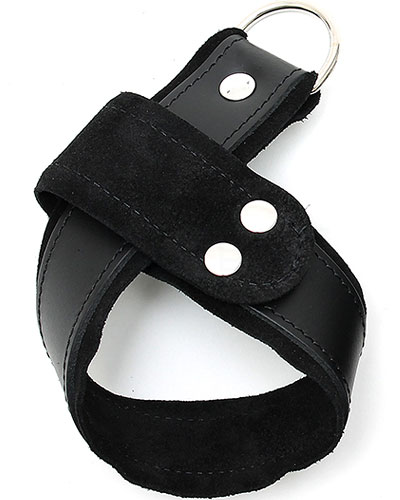 Leather Hanging Wrist Restraints