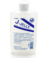 J-Lube J-JELLY Lubricant - Perfect for Fisting - 237 ml