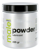Male POWDER LUBRICANT - Stir Up Your Own Lube