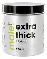 Male EXTRA THICK Lubricant - Waterbased Anal Lube