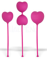 Lovelife FLEX KEGELS - Silicone Love Balls 3 Pcs. Set