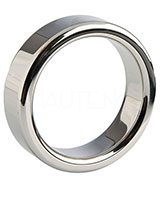 Metal Ring PROFESSIONAL Stainless Steel Cock Ring - 3 Sizes
