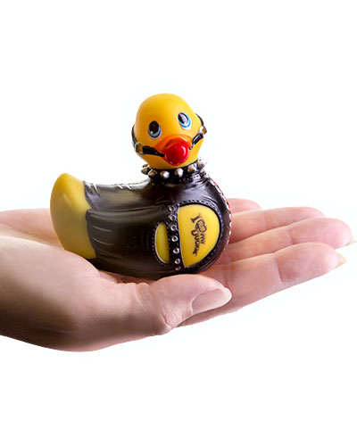 I Rub My BONDAGE Travel Size Duckie