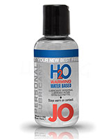 JO H2O Warming Lube - 75 ml