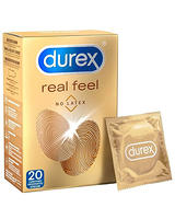 Durex NATURAL FEELING 16 latexfreie Kondome