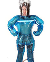 PVC Total Enclosure Suit - Inflatable