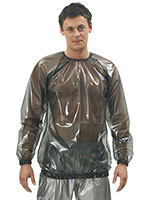 Long Sleeved PVC T-Shirt