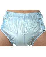 PVC Adult Baby Pants with Buttons - Swedish Model