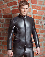 Neoprene Gent's Jacket with Zipper