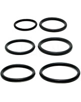 Steel or Rubber Cockring Set - 2 Rings